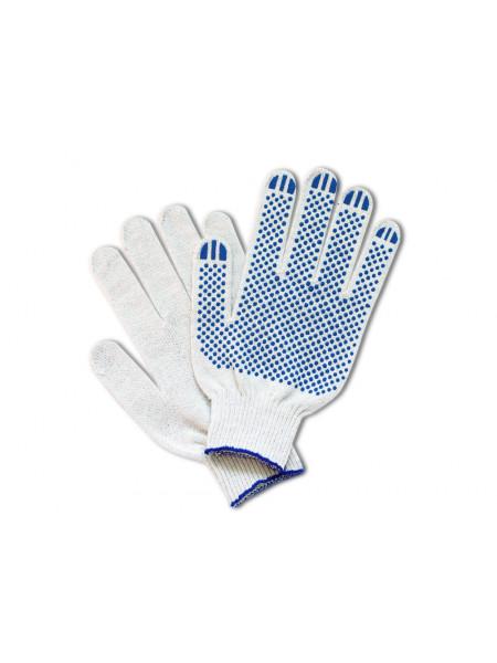 перчатки хб , шт