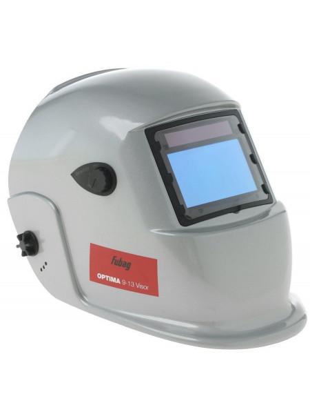 Маска сварщика Хамелеон Fubag с регулирующим фильтром (серая)
