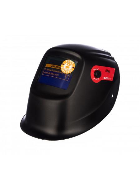 Маска сварщика Хамелеон Fubag с регулирующим фильтром (черная)