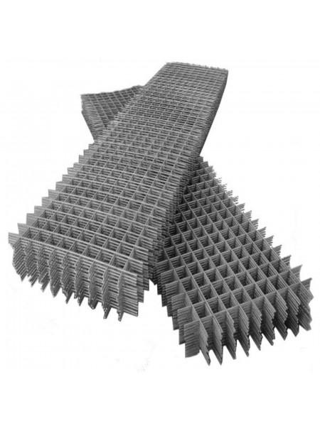 Сетка дорожная 150х150х3 мм 1х2 м