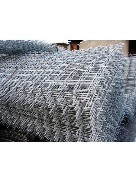 Сетка дорожная 50х50х3 мм 1х2 м