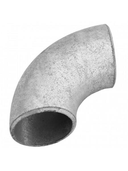 Отвод металлический 76 мм