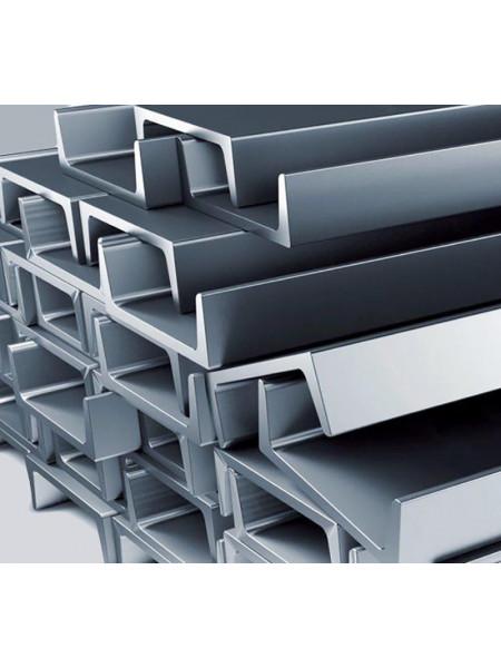 Швеллер гнутый металлический 140*60*5 мм