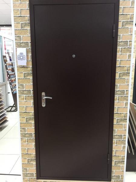 Дверь входная металлическая Стройсиб