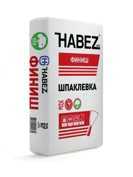 Шпаклёвка Хабез Финиш 25кг