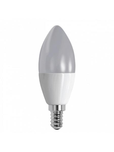 Лампа FL-LED светодиодная энергосберегающая 9W 840Лм 37х100мм СВЕЧА С37 Е14 220V