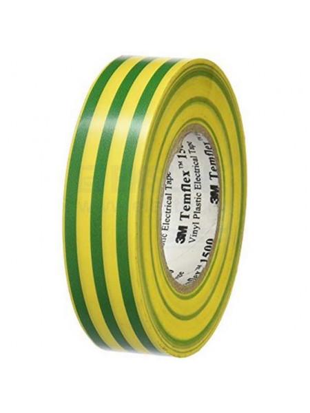 Изолента жёлто-зелёная, шт