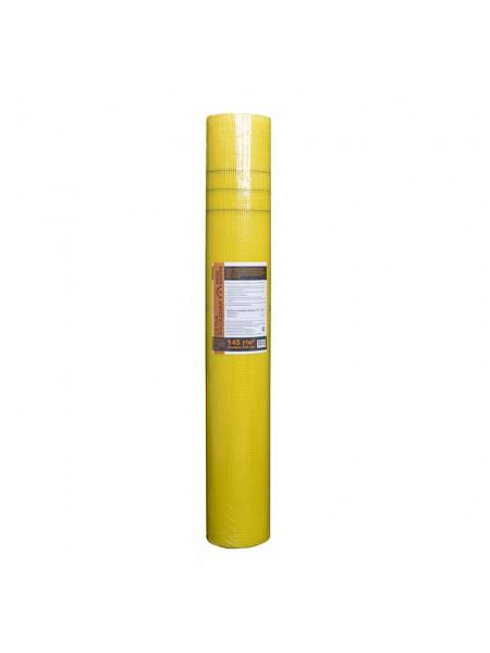 сетка фасадная (5х5) 10м (жёлтая) WAND MASTER, шт