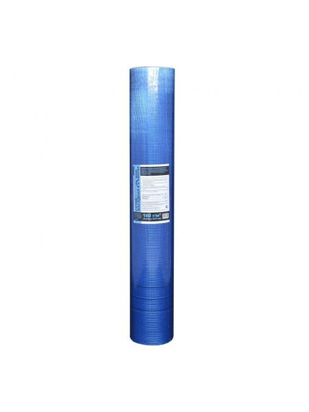 сетка фасадная (5х5) 10м (Синяя) WAND MASTER, шт