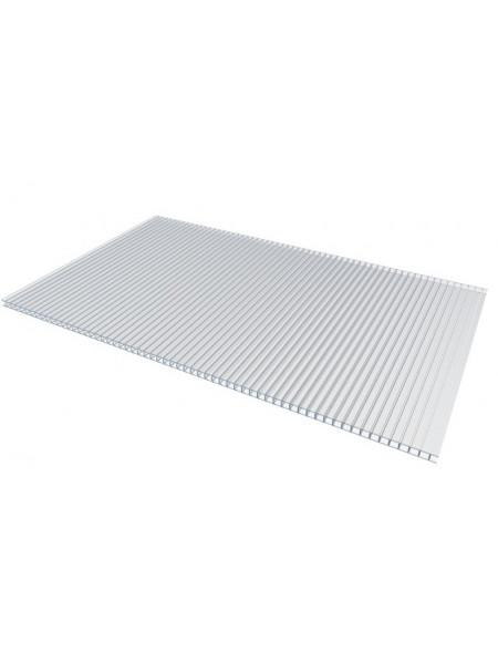 поликарб 4мм прозрачный Агро титан 2,1х12м, шт