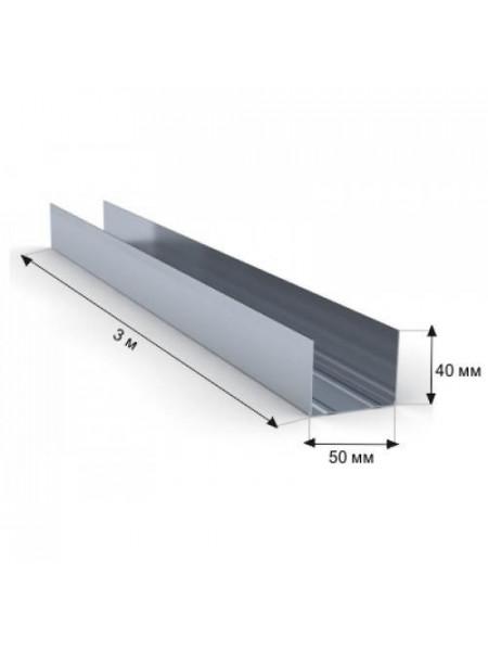 Профиль для монтажа ГКЛ 50х40 ПН-2 Албес 3 м (18шт)