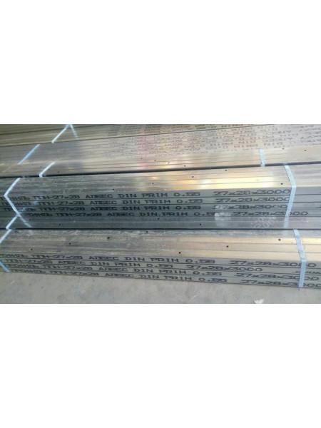 Профиль для монтажа ГКЛ 27х28 ППН Албес 0,5 3м (32шт)