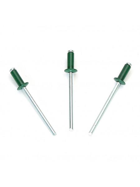 Заклёпка ZK-4,0х10 зелёная (1000шт)
