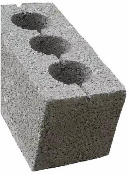 Блок отсевной (шлакоблок) 40/20 см