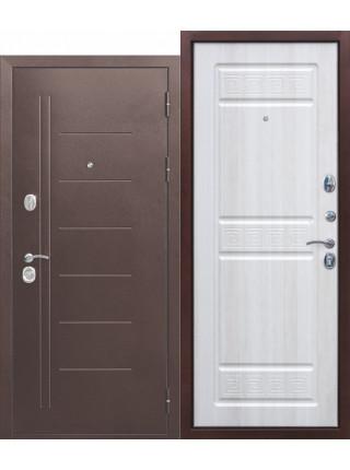 """Дверь стальная """"FERRONI"""" Троя Антик 10 см"""